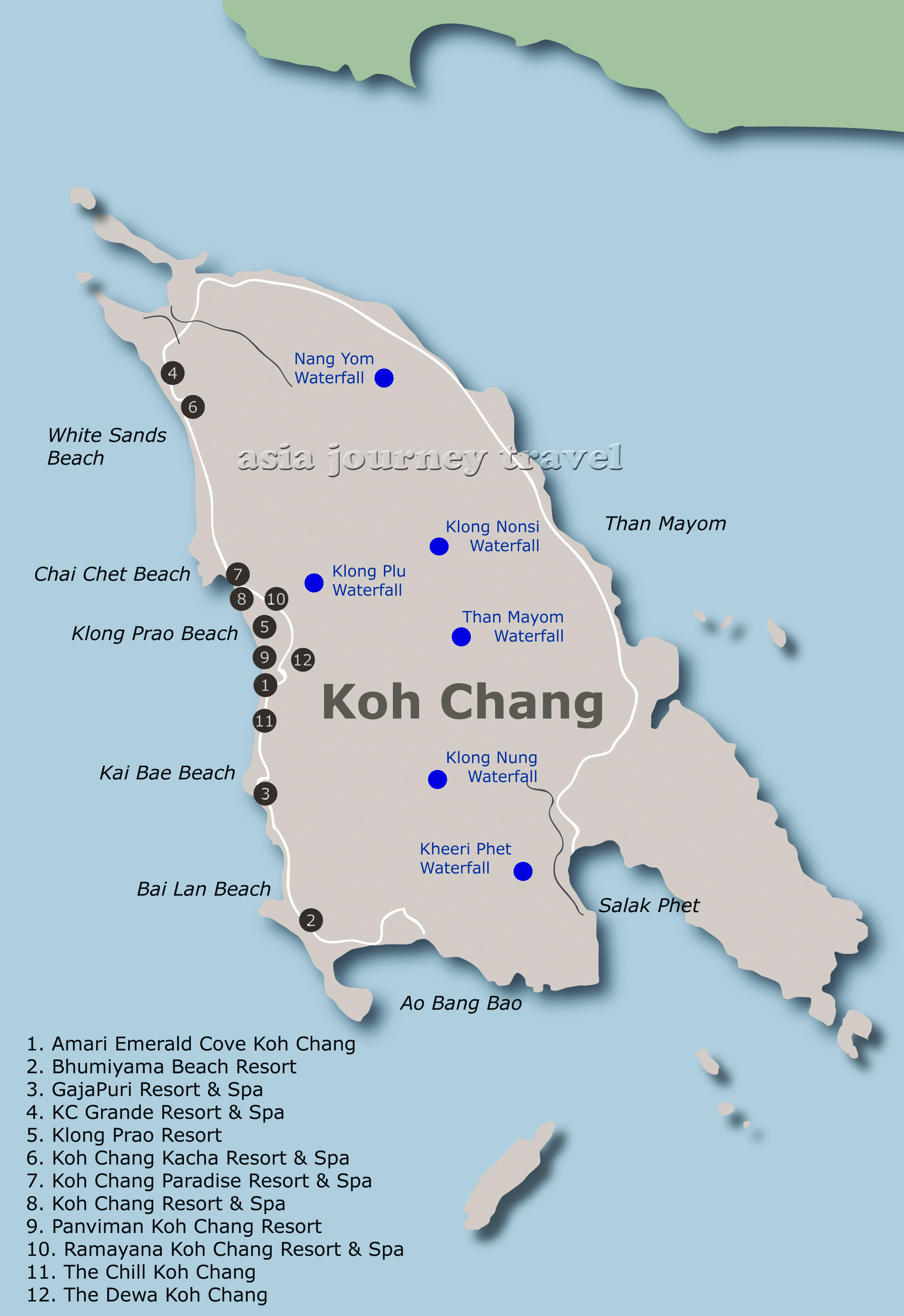 Koh Chang | Asia Journey