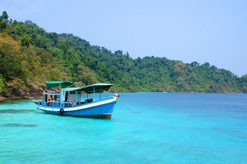 В излюбленное место отдыха состоятельных тайцев, любящих уют, по…